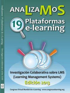 19 Plataformas e-Learning - Análisis Comparativo | #eBook #Edtech