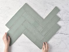 Splashback Tiles - Shop Now, Pay Later with Afterpay - Tile Cloud Herringbone Subway Tile, Green Subway Tile, Subway Tile Kitchen, Subway Tiles, Wall Tiles, Timber Tiles, Online Tile Store, Splashback Tiles, Bathroom Renovations
