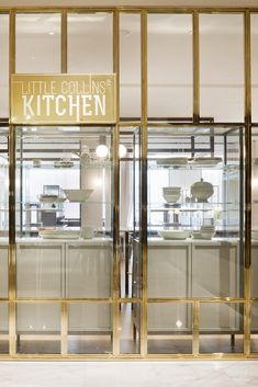 Hecker Guthrie _ Little Collins Kitchen — Shannon McGrath