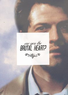 Castiel: well, are you? #spn