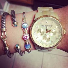 """""""Twinkle In My Eyes"""" Ronaldo bracelet.  Village Jewelry and Sports.  Butler, AL 36904 205.459.3348"""