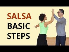 Learn to Dance Salsa Basic for Beginners - YouTube