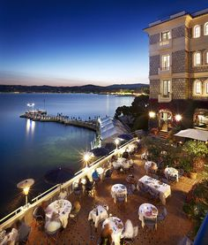 Hôtel Belles Rives is set in a villa where F. Scott Fitzgerald lived in The property is located in Juan-les-Pins, south of Antibes. Nice, South Of France, Beach Hotels, Hotels And Resorts, Hotel Belles Rives, Nice France Hotels, Provence, Places Around The World, France