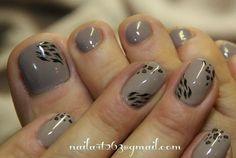 $0.30 1PC Nail Water Stickers Decoration Nail Art Decals Manicure 12 patterns - BornPrettyStore.com