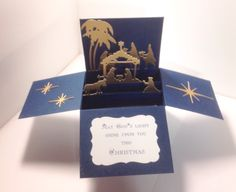 Christmas Card in a Box...the Nativity