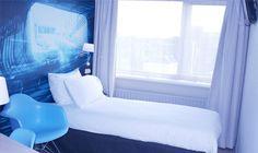 Eenpersoonskamers BEST WESTERN PLUS Hotel Haarhuis volledig gerenoveerd