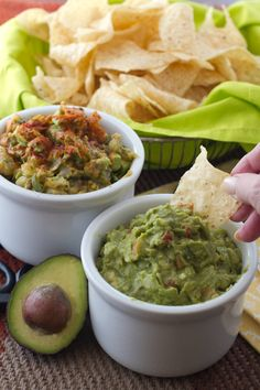 Spicy Roasted Jalapeño and Onion Guacamole