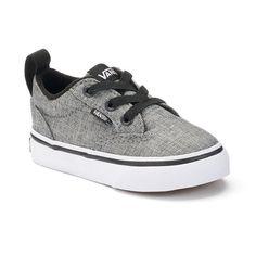 9202abc75b Vans Winston Rock Toddler Boys  Skate Shoes