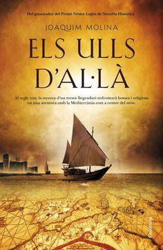 Molina, Joaquim. Els Ulls d'Al·là. Barcelona : Columna, 2016 Novels, Movie Posters, Painting, Barcelona, Products, Libros, Columns, Literatura, Muslim