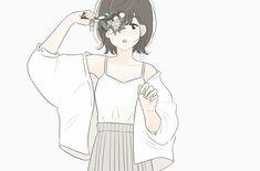 Aesthetic Anime, Aesthetic Art, Anime Chibi, Anime Manga, Art Sketches, Art Drawings, Art Therapy Projects, Sad Art, Animation