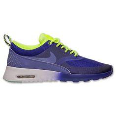 Nike Air Max 1 Dames Lichtblauw Jade Hardloopschoenen
