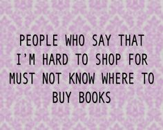 10 Images You'll Understand If You Only Want Books for Christmas