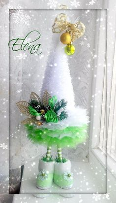 Елена Павлюк (Аристова) - Фотография из альбома | OK.RU Christmas Arts And Crafts, Cute Christmas Tree, Homemade Christmas Decorations, Christmas Centerpieces, Xmas Tree, Handmade Christmas, Christmas Wreaths, Christmas Crafts, Xmas Ornaments