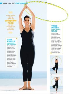 health benefits of hula hooping will surely raise your