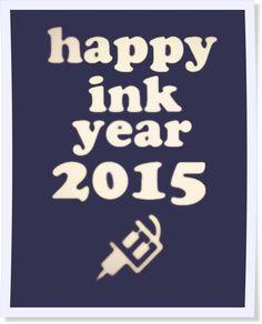 W Nowym Roku!!! wszystkim miłośnikom tatuażu, życzymy owocnych wyborów oraz ciekawych inspiracji... ...zapraszamy do Studia!!!