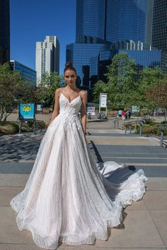 45 Dream Bridal Gowns For Every Bride. Bridal Gown For 45 Bridal Gowns To Take Inspiration From This Year Stunning Wedding Dresses, Dream Wedding Dresses, Designer Wedding Dresses, Wedding Gowns, Wedding Bride, Wedding Reception, Wedding Rings, Wedding Ideas, Bridal Gown Styles