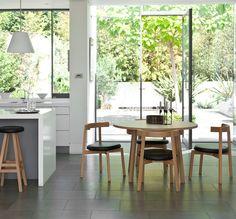 Oki-Nami Chair by Nazanin Kamali | Case Furniture