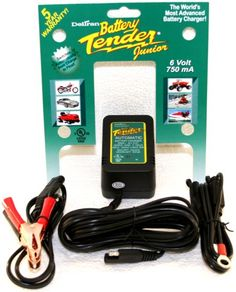 Deltran Battery Tender Junior 6 Volt From Auto Parts Canada Online save on quality automotive parts. Best Battery Charger, Canada Online