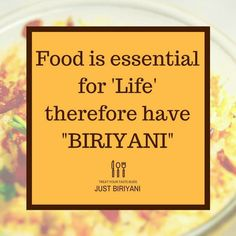 is essential for therefore have BIRIYANI!S: Order your before hrs & before hrs / Minimum - 2 packets / Delivery with 5 kms radius from / us at - 44 42129575 or 994114455 Food Qoutes, Food Captions, Cloud Kitchen, Outdoor Catering, Food Marketing, Silly Quotes, Food Now, Cooking Recipes, Healthy Recipes