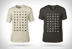 Iconspeak Traveller T-Shirt   Image
