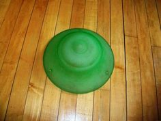 Vintage+Green+Ceiling+Light+Shade+1930s+by+RedRiverAntiques,+$65.00