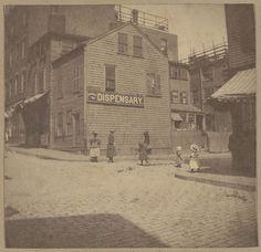 Boston, Sampson house, Charter Street | Flickr - Photo Sharing!
