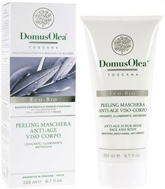 Anti-Aging Peeling Mask for Face