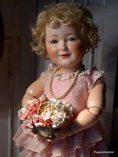 """Princess Elizabeth"" by Arthur Schoenau, Sonneberg, Germany"