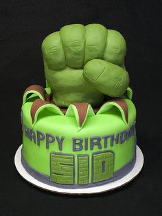 hulk cake ideas birthdays #cake #hulk #birthday #ideas #birthdays | cake hulk birthday ; hulk birthday party cake ; hulk birthday cake easy ; hulk birthday cake boys ; incredible hulk birthday cake ; hulk birthday cake diy ; hulk cake ideas birthdays ; hulk smash birthday cake Hulk Birthday Cakes, Hulk Birthday Parties, 4th Birthday, Birthday Ideas, Hulk Party, Superhero Party, Cake Smash, Hulk Smash, Boy Communion Cake