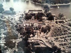 Memories of Buckeye Lake, over view of the Amusement Park Buckeye Lake, Ohio Buckeyes, Fairfield County, Lake Park, Columbus Ohio, Amusement Park, Lancaster, Childhood Memories, Nostalgia
