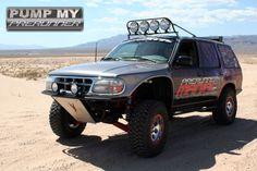 """1996 Ford Explorer """"Explorer Prerunner"""" - Las Vegas, NV owned by ..."""