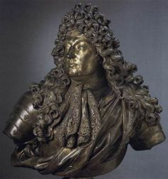 Antoine Coysevox (1640-1720)  Louis XIV