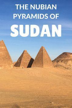 How to visit the Nubian pyramids in Sudan  #travel #travelling #destinations #travelblogger #travelstories #travelinspiration #besttravel #tourism #travelwriter #travelblog #traveldeeper #traveltheworld  http://adventuresoflilnicki.com/