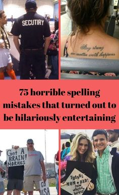 #75 #horrible #spelling #mistakes #that #turned #out #to #be #hilariously #entertaining Blackpink Funny, Funny Pins, Funny Jokes, Hilarious, Awesome Wow, Gray Eyes, Weird Stories, Relationship Rules, Romantic Couples