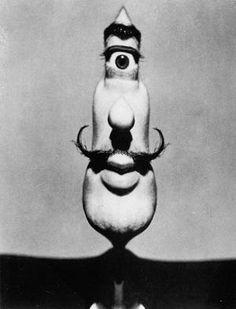 Philippe Halsman - Dali Cyclope (ca. 1950)