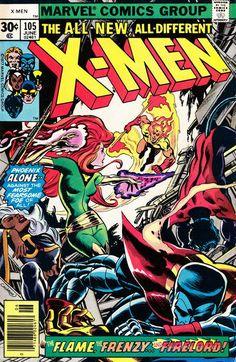 1978 Eagle: Favourite Team (winner): X-Men