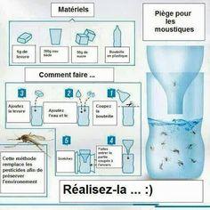 Créer vos produits naturels : simple et pas cher !: Spray anti-moustique