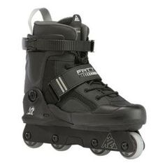 Special Offers - K2 Skate Mens Fatty Pro Inline Skates 10 Black-Silver - In stock & Free Shipping. You can save more money! Check It (March 26 2016 at 01:39PM) >> http://kidsscootersusa.net/k2-skate-mens-fatty-pro-inline-skates-10-black-silver/