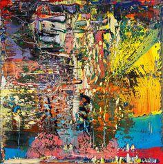 "Gerhard Richter ""Abstraktes Bild (947-3)"" 2016, Copyright: Gerhard Richter Köln 2017 (20170123)"