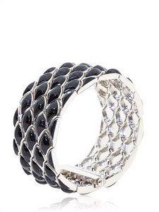 Stephen Webster - Verne Shattered 3 Row Scale Bracelet | FashionJug.com