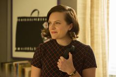 Pin for Later: Where the Mad Men Characters Began and Where They End Up Peggy Olson Now