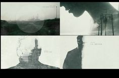 True Detective (2014) — Art of the Title. Title sequence design