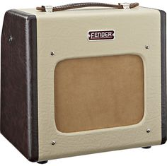 Fender Champion 600 5W 1x6 Combo Amp