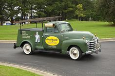 1953 Chevrolet 3100 Utility Truck