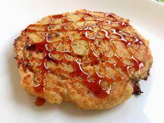 Chimpunkanpun ちんぷんかんぷん: Tortitas o pancakes de amasake (sin leche, sin huevo, sin azúcar) Caviar, Pancakes, Fish, Meat, Breakfast, Primitive Kitchen, Egg, Foods, Food Cakes