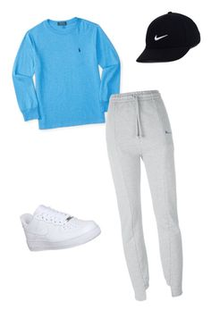 """""""Untitled #57"""" by yasminabuwi on Polyvore featuring NIKE and Vetements"""