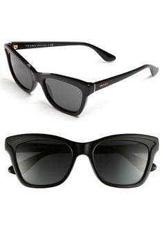 854fa95f949 Prada 54mm Sunglasses available at  Nordstrom Prada Sunglasses