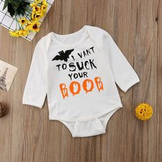Rompers Cute Newborn Long Sleeve Baby Boy Girl Romper Jumpsuit Clothes Outfits Im The Boss Black To Have A Unique National Style