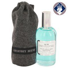 Geoffrey Beene Eau De Grey Flannel 120ml/4.oz Eau De Toilette EDT Spray for Men
