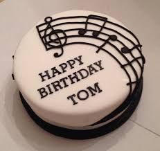 Image result for music cake